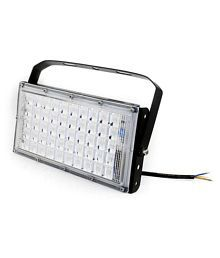 Snow White 50 Watts IP 66 Flood Light Cool Day Light - Pack of 1