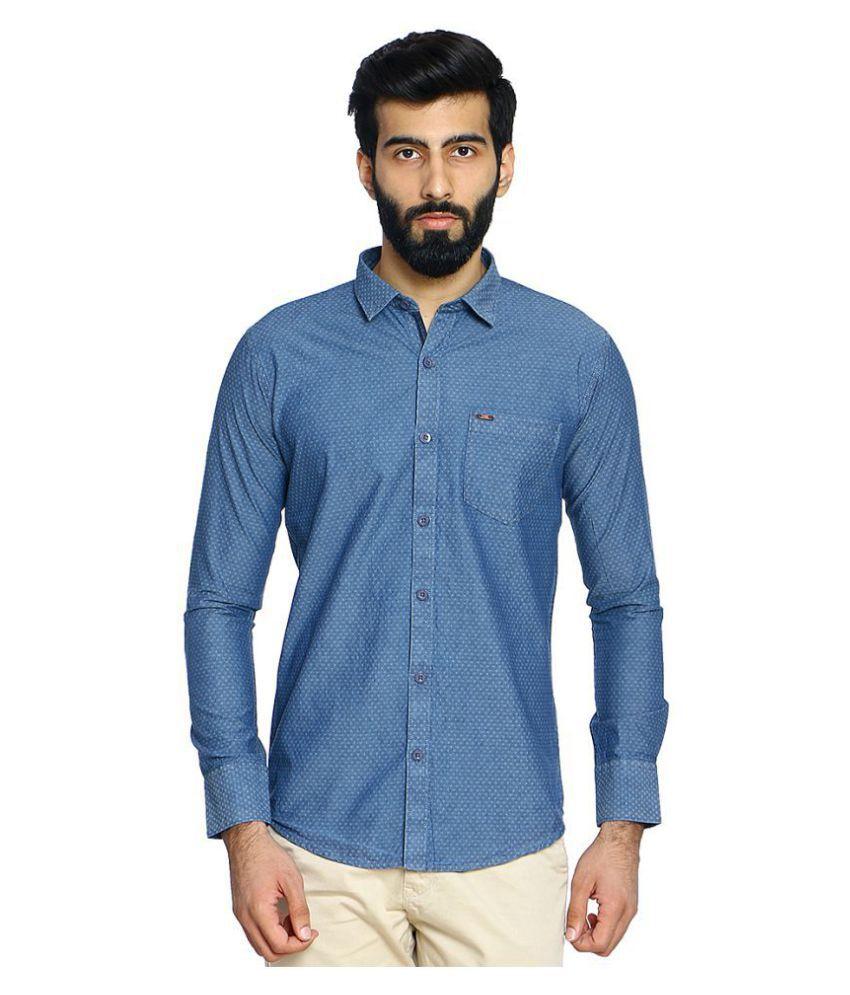 Duke Cotton Blend Shirt