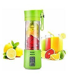 BK 10 IMPORT & EXPORT Rechargeable USB 18 Watt Centrifugal Juicer