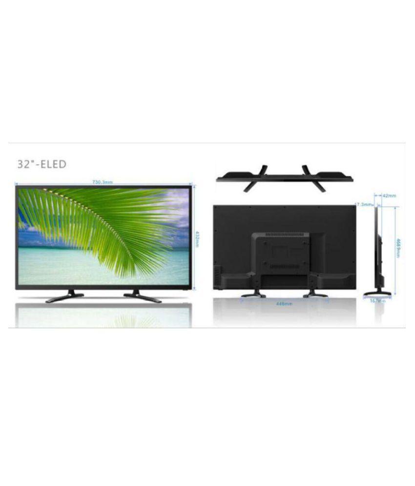 HPL ELED-3202E 20 cm ( 32 ) HD Ready (HDR) LED Television