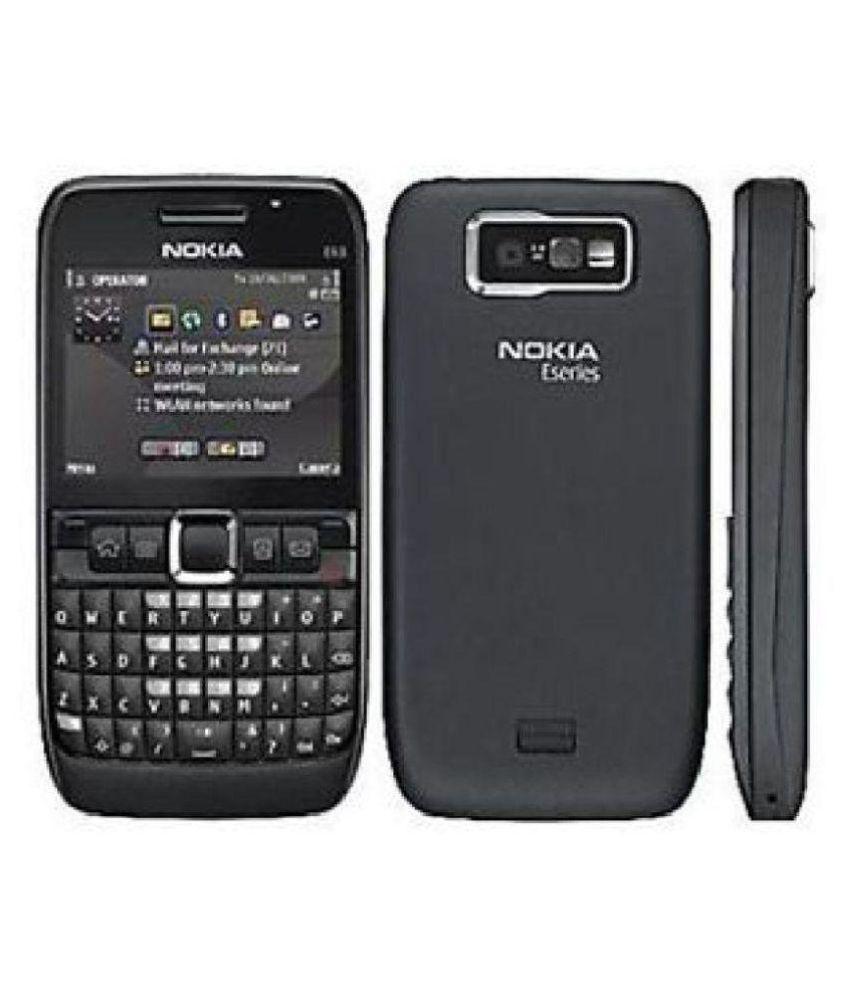 Nokia E63 Blue N Nokia E63 Blu...