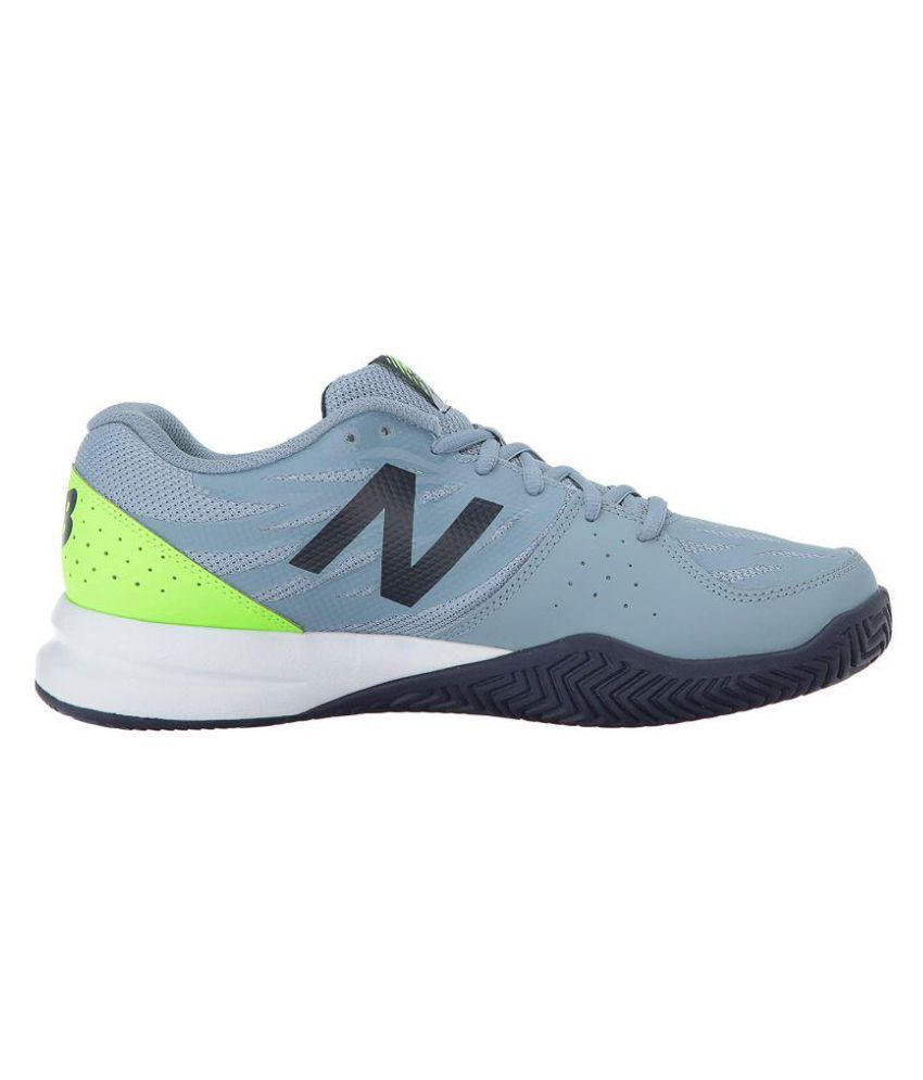 dfca928f1e480 New Balance Men's 786 V2 Gray Tennis Shoes - Buy New Balance Men's ...