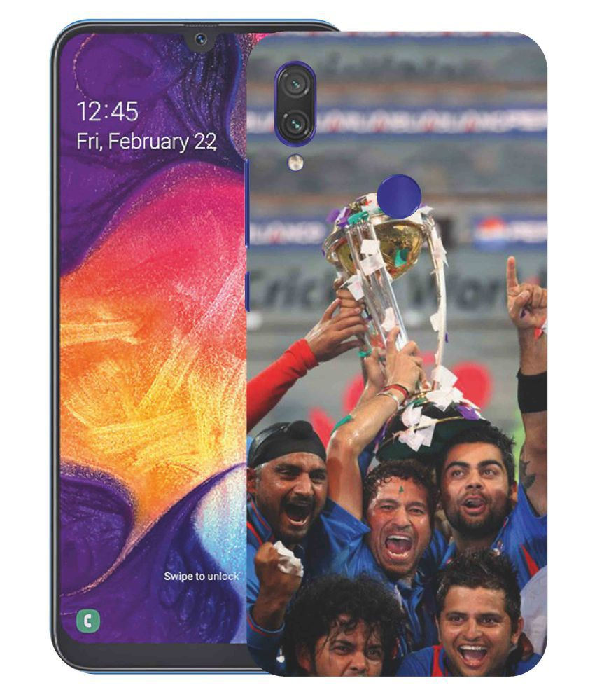 Xiaomi Redmi Note 7 3D Back Covers By VINAYAK GRAPHIC The back designs are totally customized designs