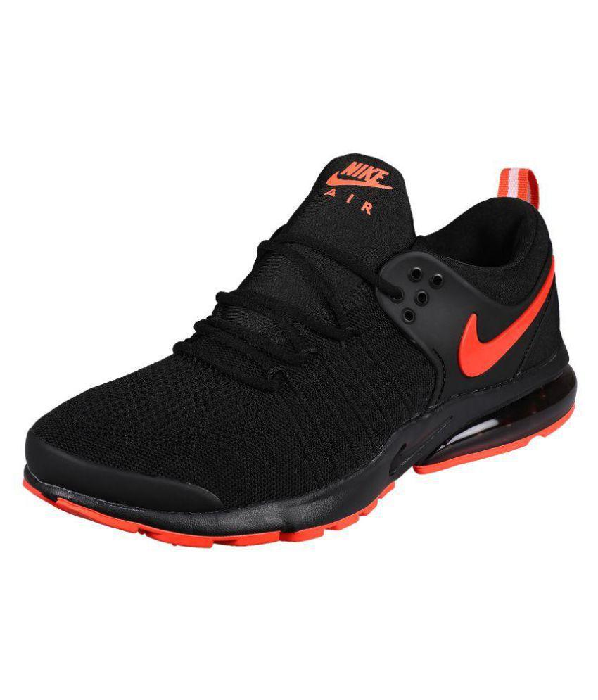 Nike Air Presto Olympic Black Running