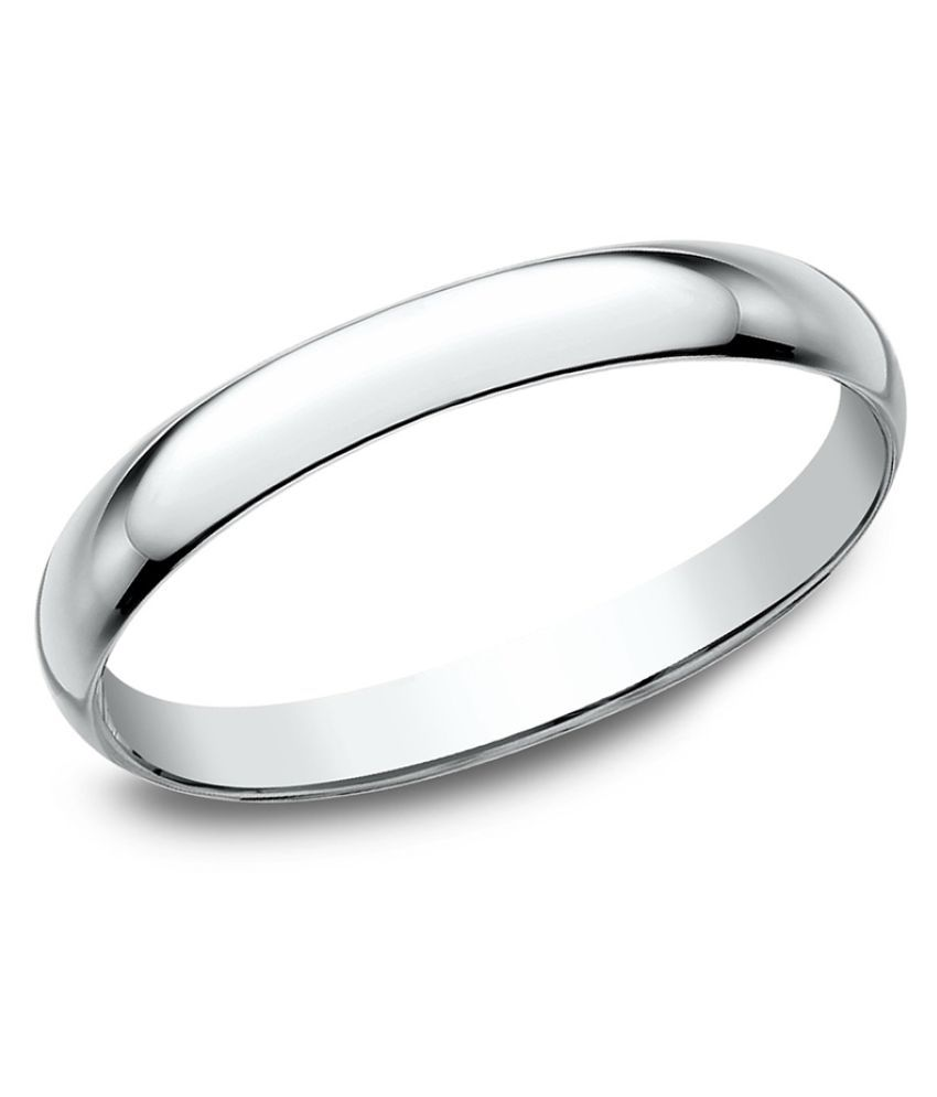 Plain 925 Size Pure Sterling Silver Ring