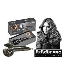 SPERO BaByliss Pro HN6 Hair Straightener ( Black )