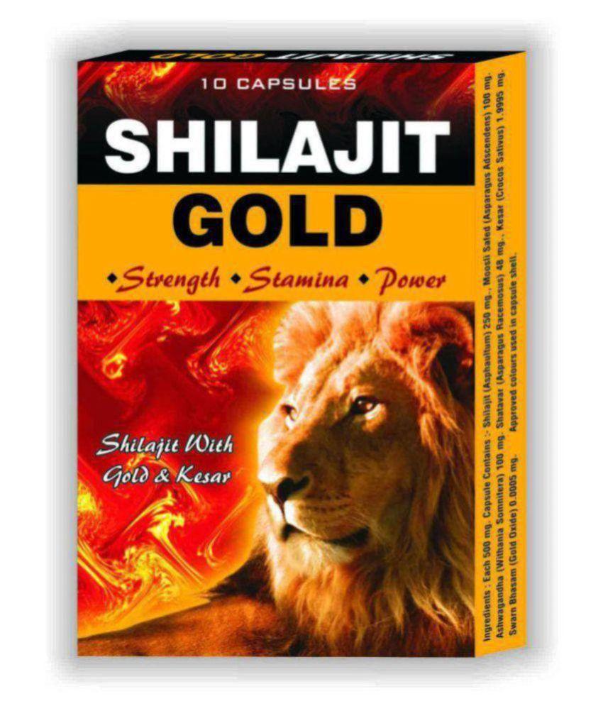 Ayurveda Cure Shilajit Gold Capsule 100 no.s