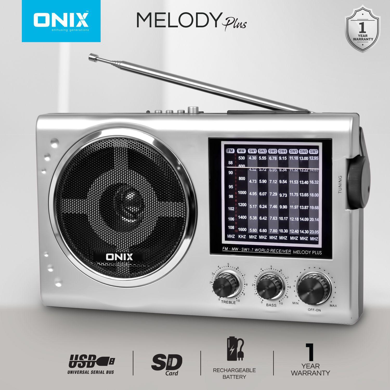Onix MELODY PLUS FM Radio Players