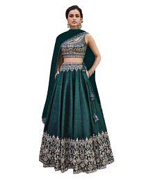 c9481d8cbbb Satin Lehenga  Buy Satin Lehenga for Women Online at Low Prices in ...