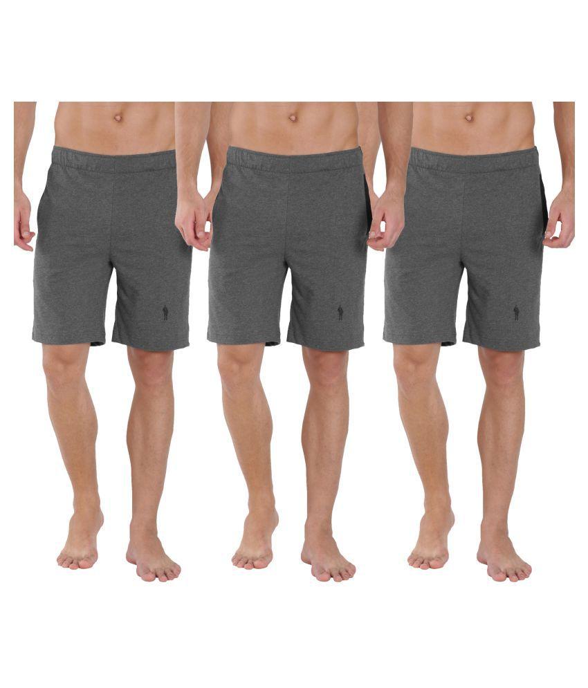 Jockey Grey Shorts