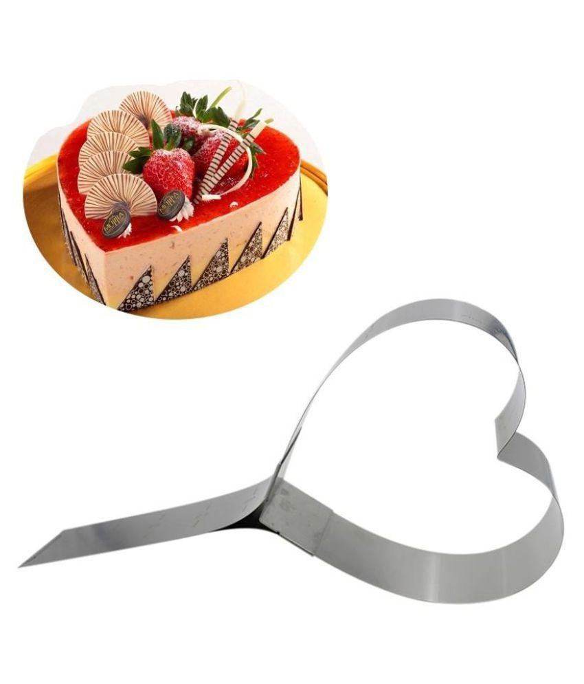 Stainless Steel Cake Decorating Fondant Vegetable Fruit Cutter Mold OK