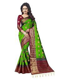 f888c7a5e Raw Silk Saree  Buy Raw Silk Saree Online in India at low prices ...