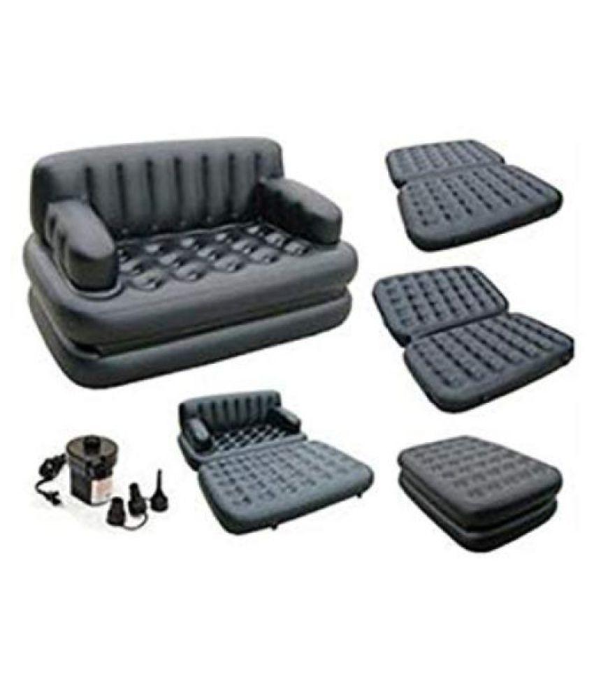 5 in 1 Adjustable Inflatable Air Bed Cum Sofa/Sofa Set/Sofa Cum Bed/Sofa Sets,Sofa/Sofas With free Electric Air