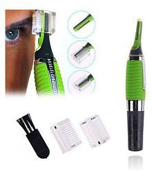 J.K. Micro Nack Ear All in one Nose Trimmer ( Green )