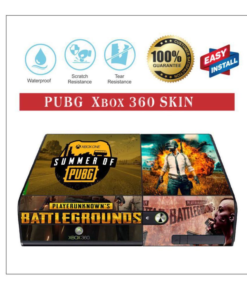 Buy Printwell Pubg Xbox 360 Skin Online At Best Price In India