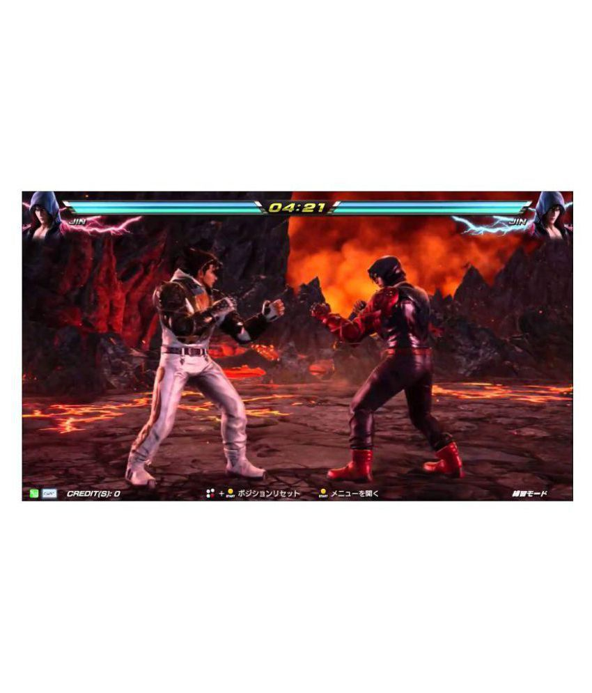 Buy Tekken 7 Pc Pc Game Online At Best Price In India Snapdeal