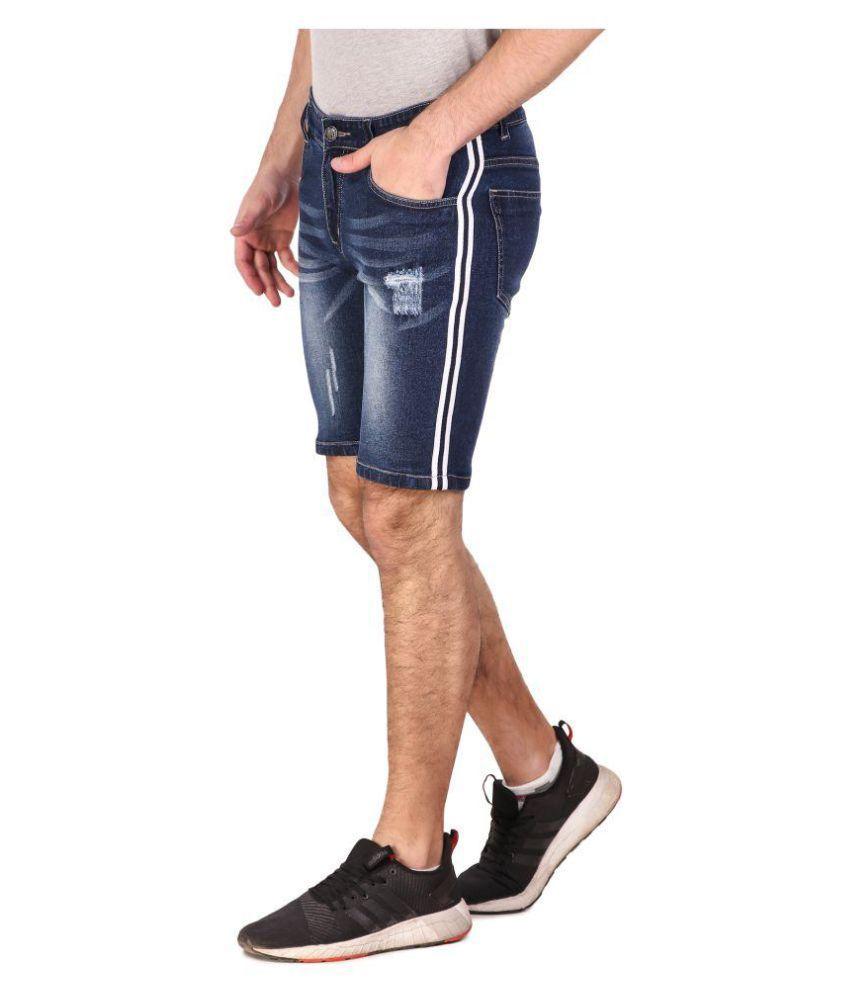 Anixa Blue Shorts 1