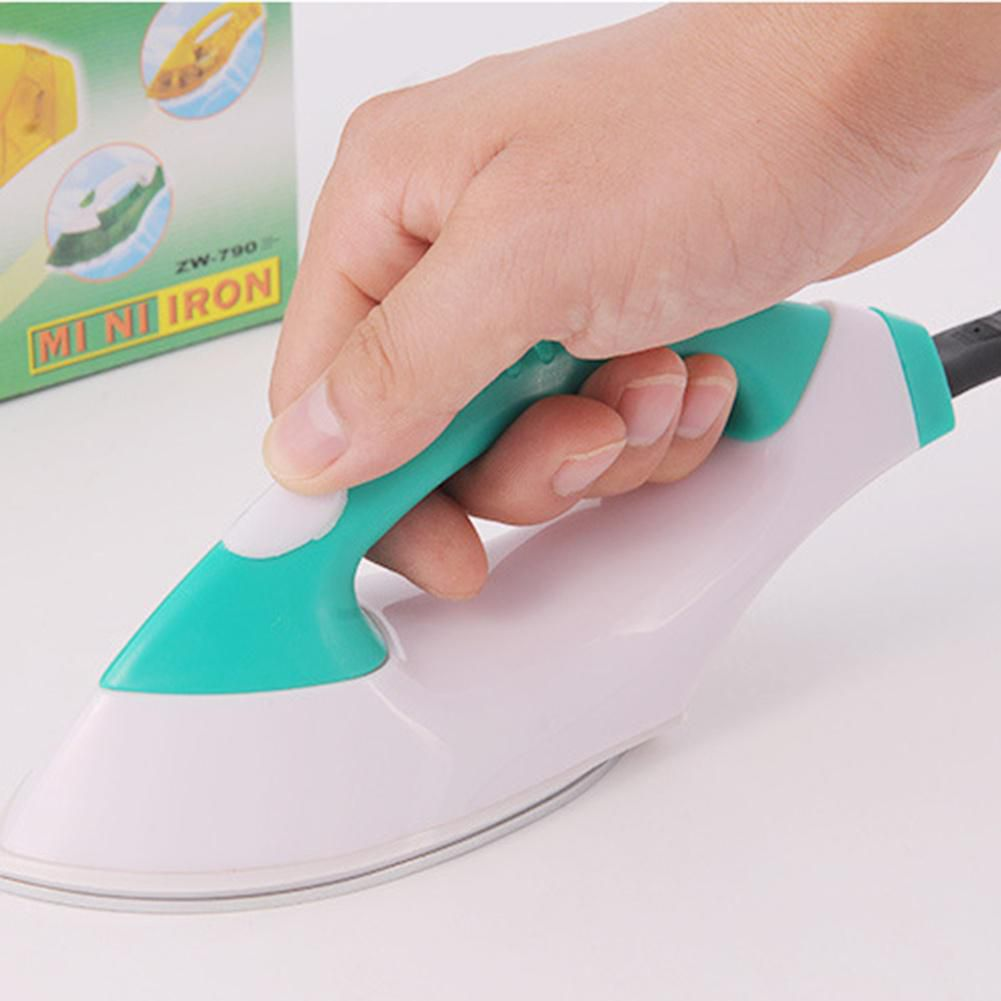 Mini Portable Household Travel Clothing Temperature Control Electric Iron