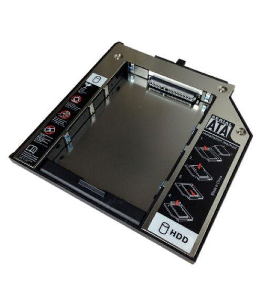 NewLenovo Thinkpad T400 T410 W530 Second SATA HDD SSD Hard Drive Caddy Adaptador