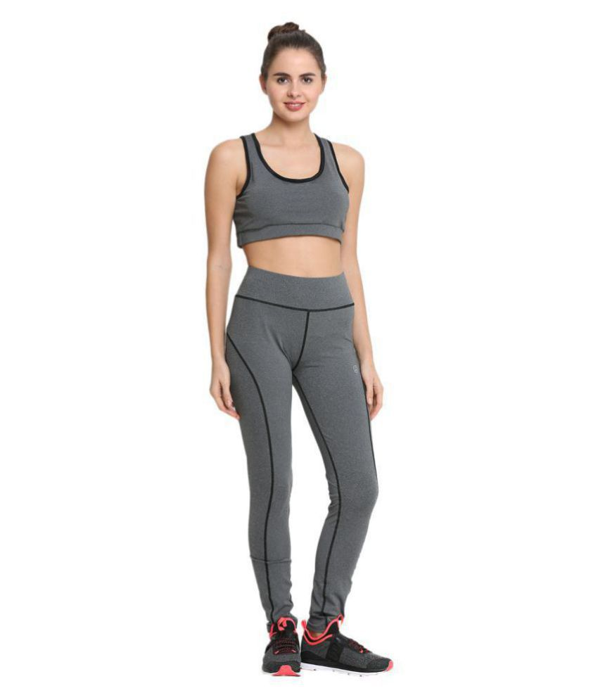 e4d6831ba4 CHKOKKO sports Bra And Yoga Pant Gym Wear Fitness Training Set For Women  Gym Wear Women/Tight Women/Yoga Dress: Buy Online at Best Price on Snapdeal