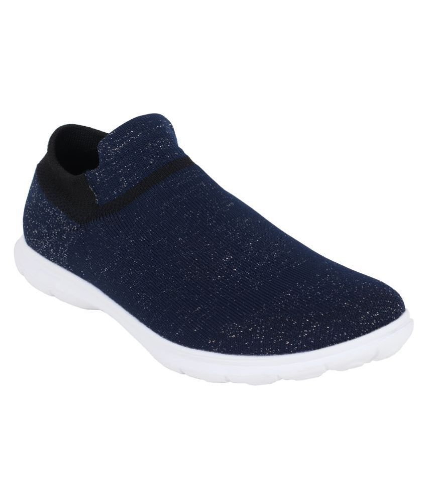 Catwalk Navy Casual Shoes