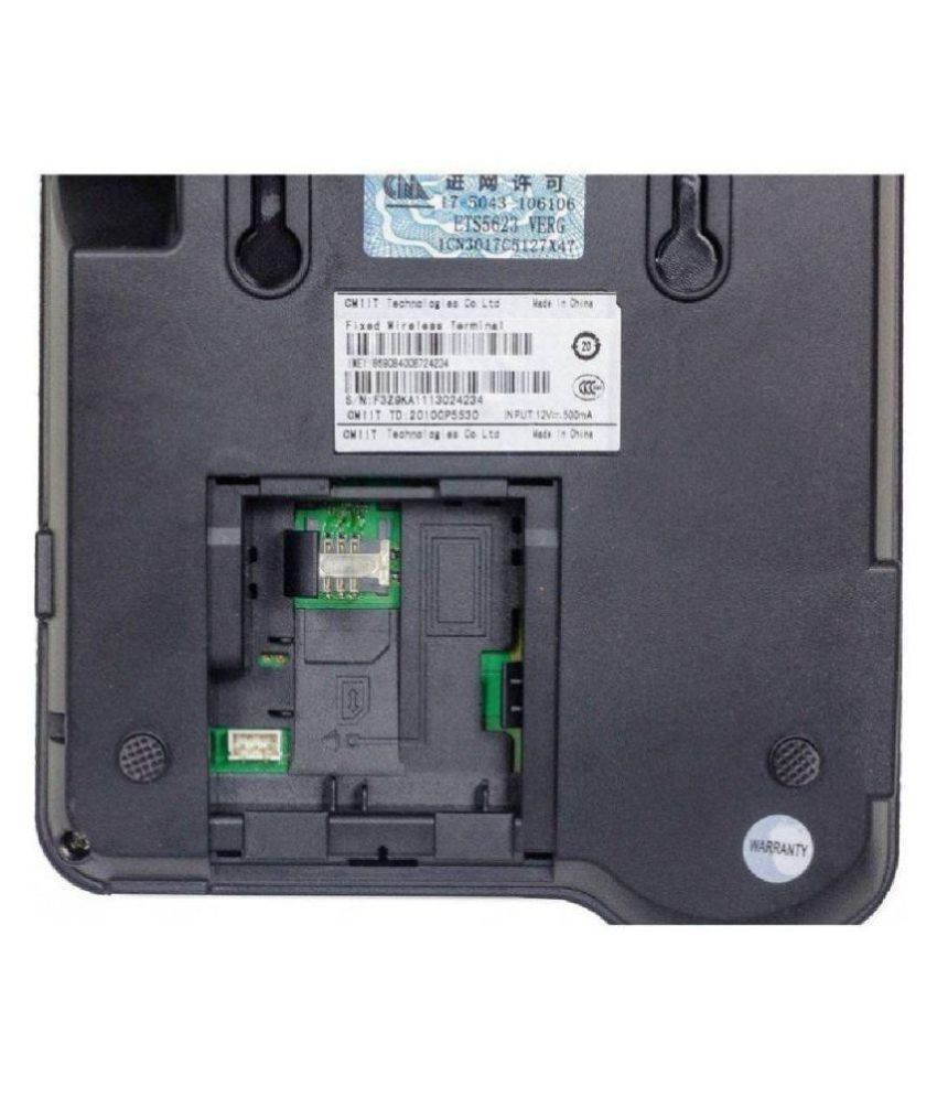 Buy Ibs GSM SIM Card SLOT 5623 Wireless Rechargeable