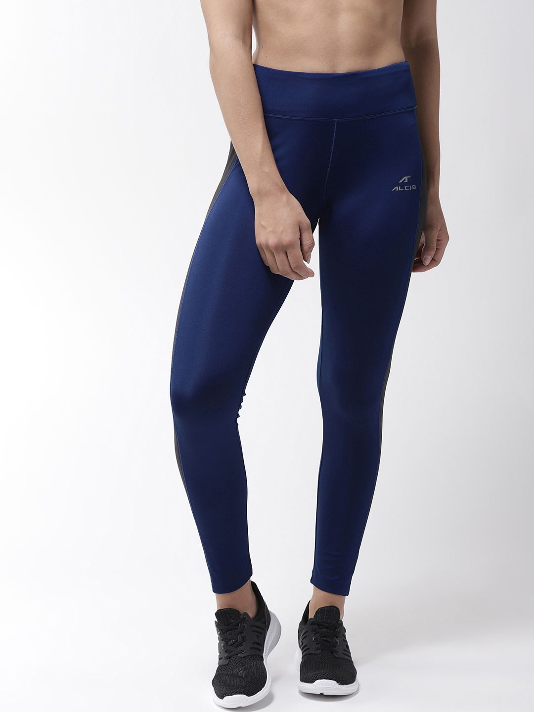 Alcis Polyester Blend Tights - Blue