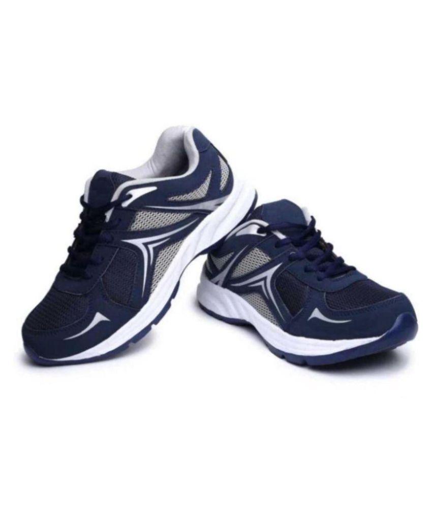 Crv Stylish Sports Blue Running Shoes
