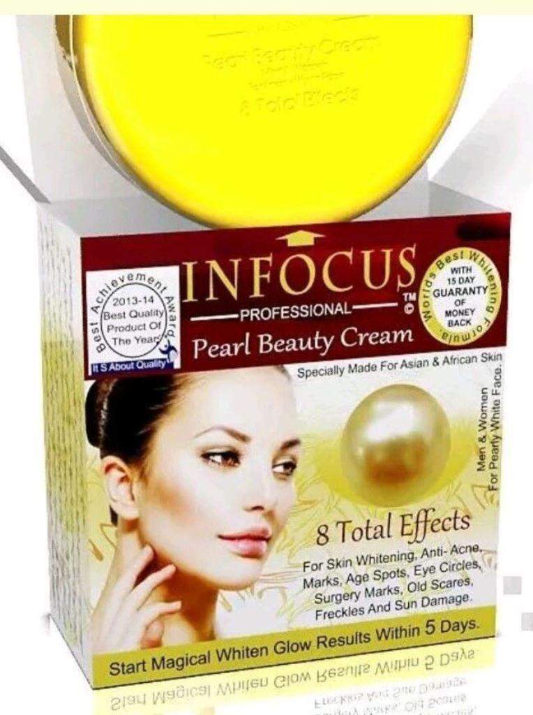 I Care Beauty Infocus Pearl Beauty  Day Cream 30 gm