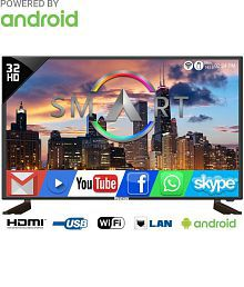 8528bffd2c8 Quick View. Westway by Weston wel3200s 80 cm ( 32 ) HD Ready (HDR) Smart  Android LED Television