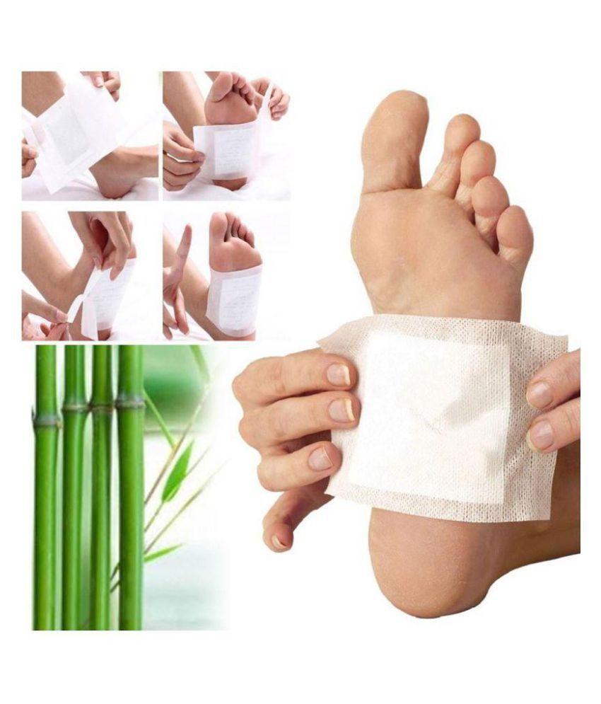 Swadheen Kinoki Cleansing Detox Foot Pads- 10Pcs