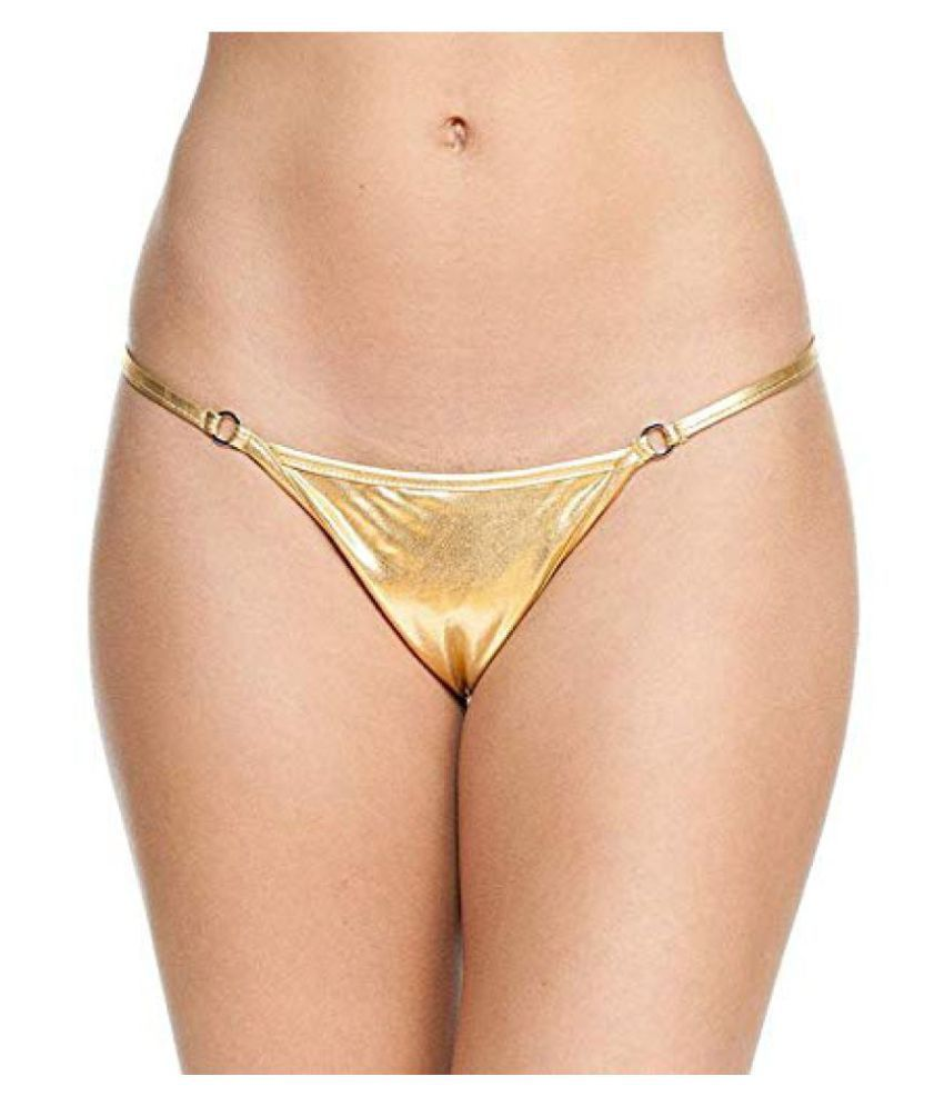 1d47db1e453 Buy Mpitude Faux Leather G-Strings Online at Best Prices in India - Snapdeal