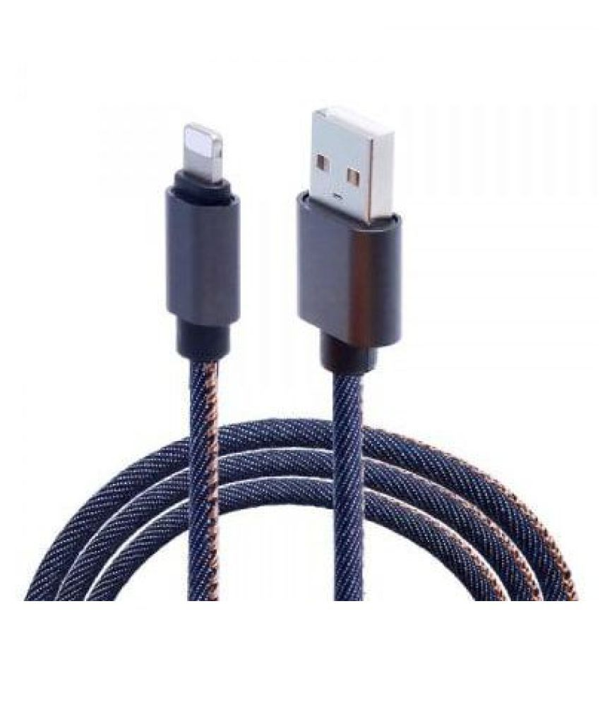 Cowboys Lightning Cable Blue - 2.5 Meter