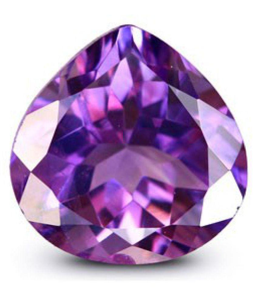 Purple Amethyst - 3.20 carats Natural Agate GemStone