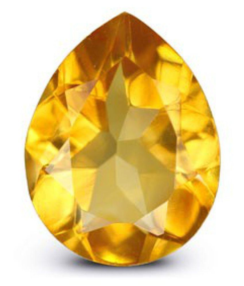 Yellow Citrine - 1.40 carats Natural Agate Gemstone