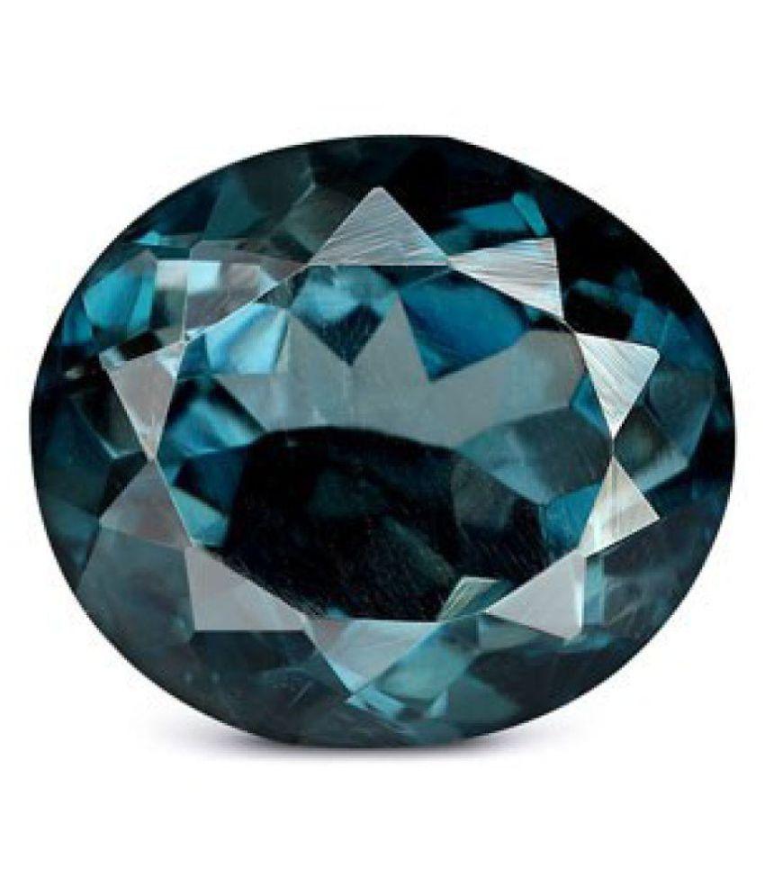 Blue Topaz - 12.24 carats Natural Agate Gemstone