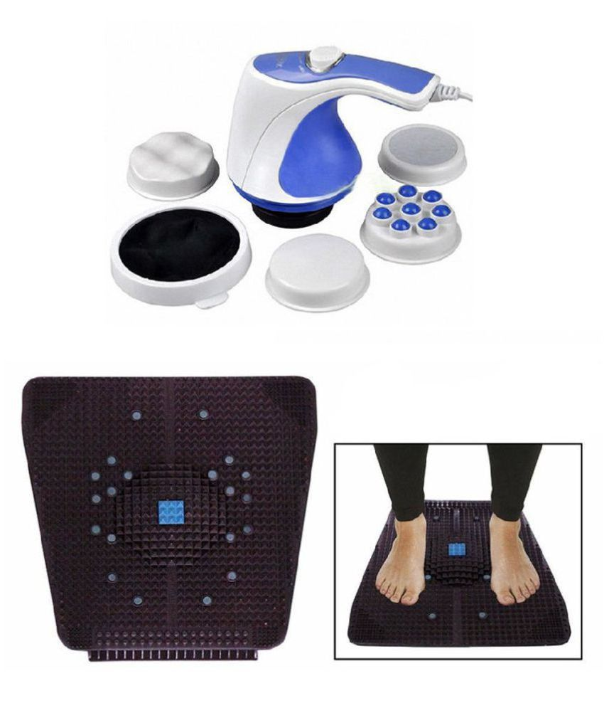 GHK HC11 Relax & Spin Tone Body Massager & Reliefmat