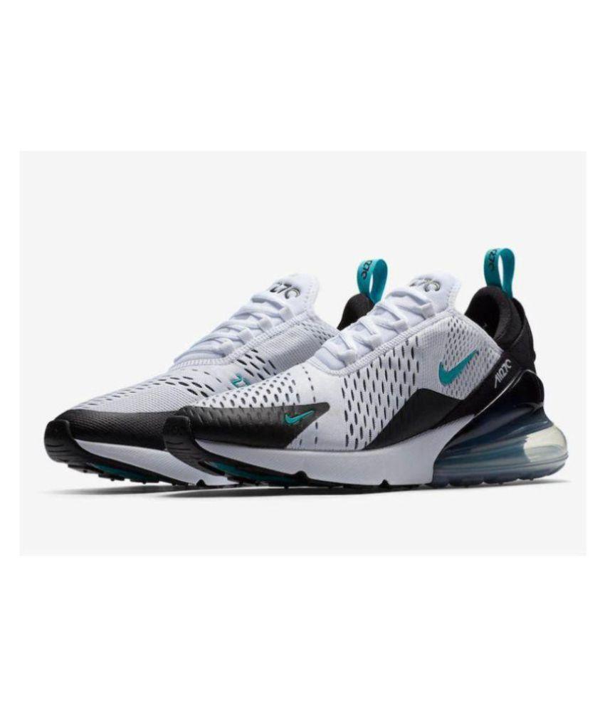 2590963008009 Nike Air Max 270 White Running Shoes - Buy Nike Air Max 270 White ...