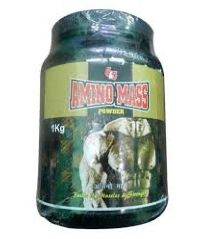 Ayurveda Cure Amino Mass 1 kg Unflavoured