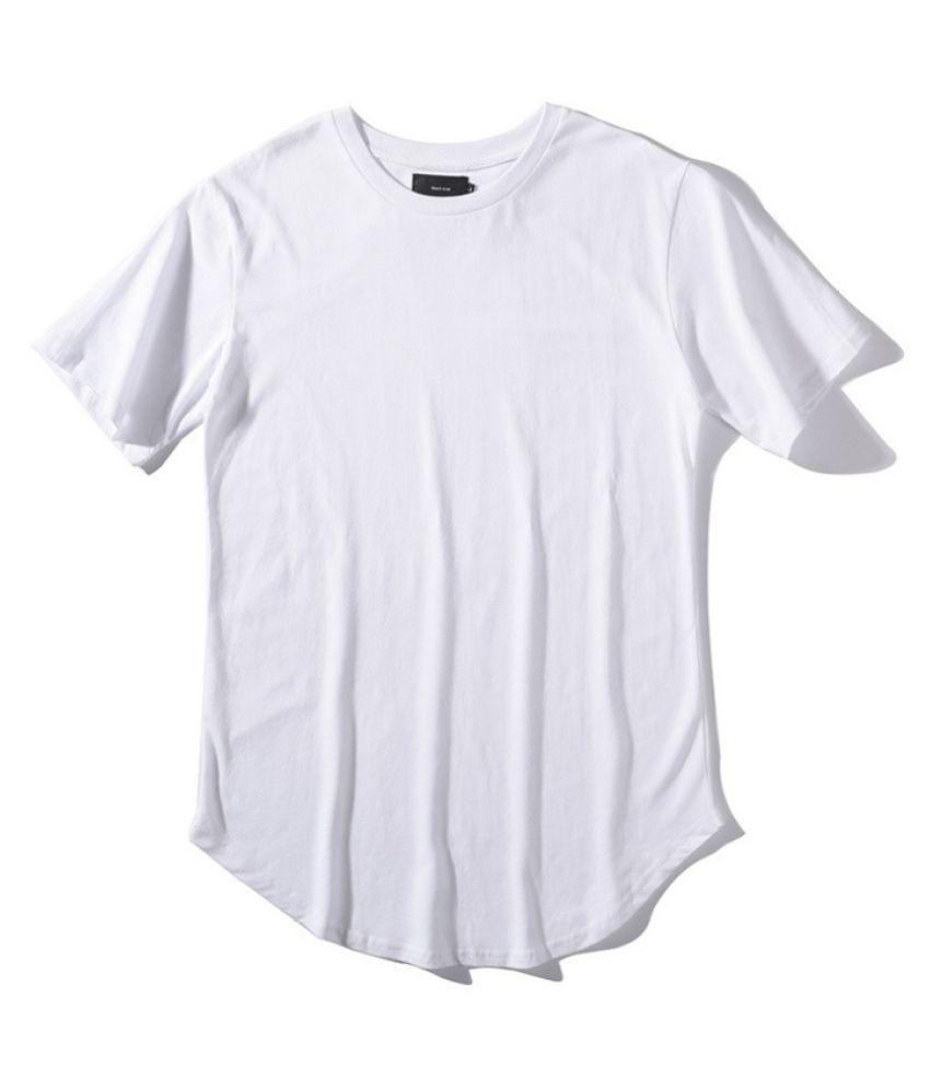 Destiny White Half Sleeve T-Shirt