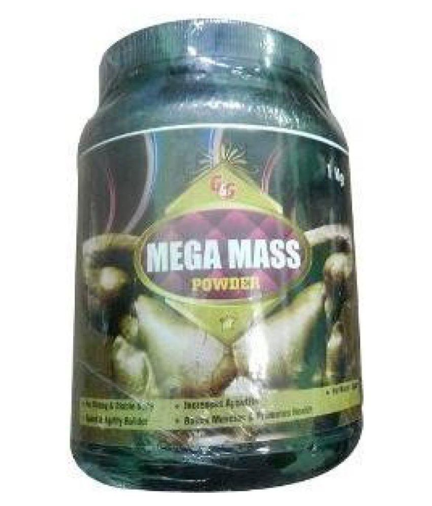 Ayurveda Cure Mega Mass 500 gm Unflavoured