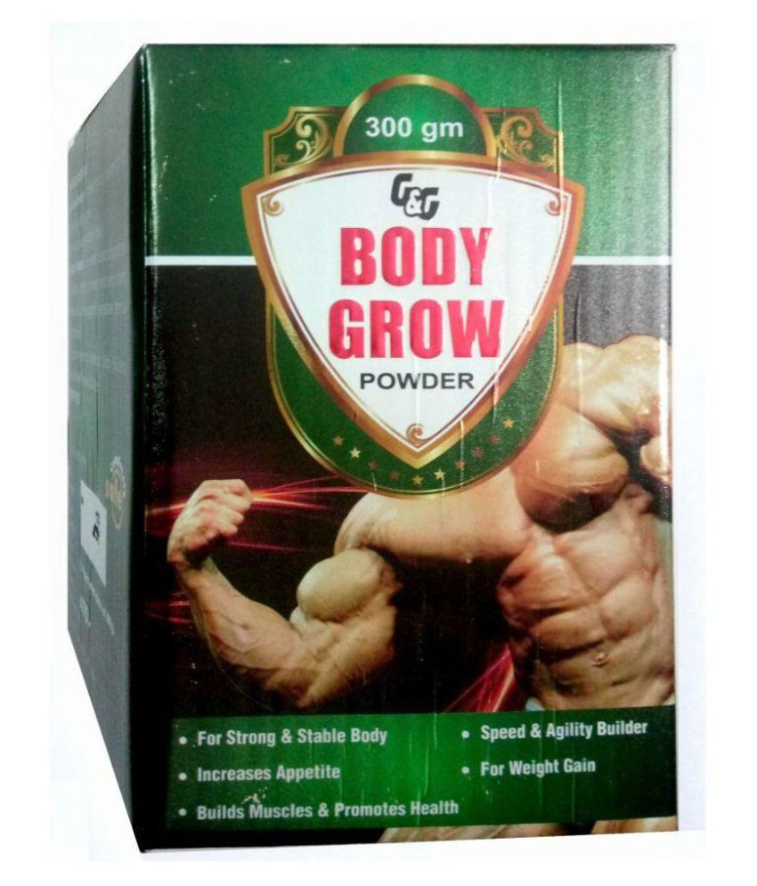 Ayurveda Cure Body Grow (G & G) 300 gm Weight Gainer Powder