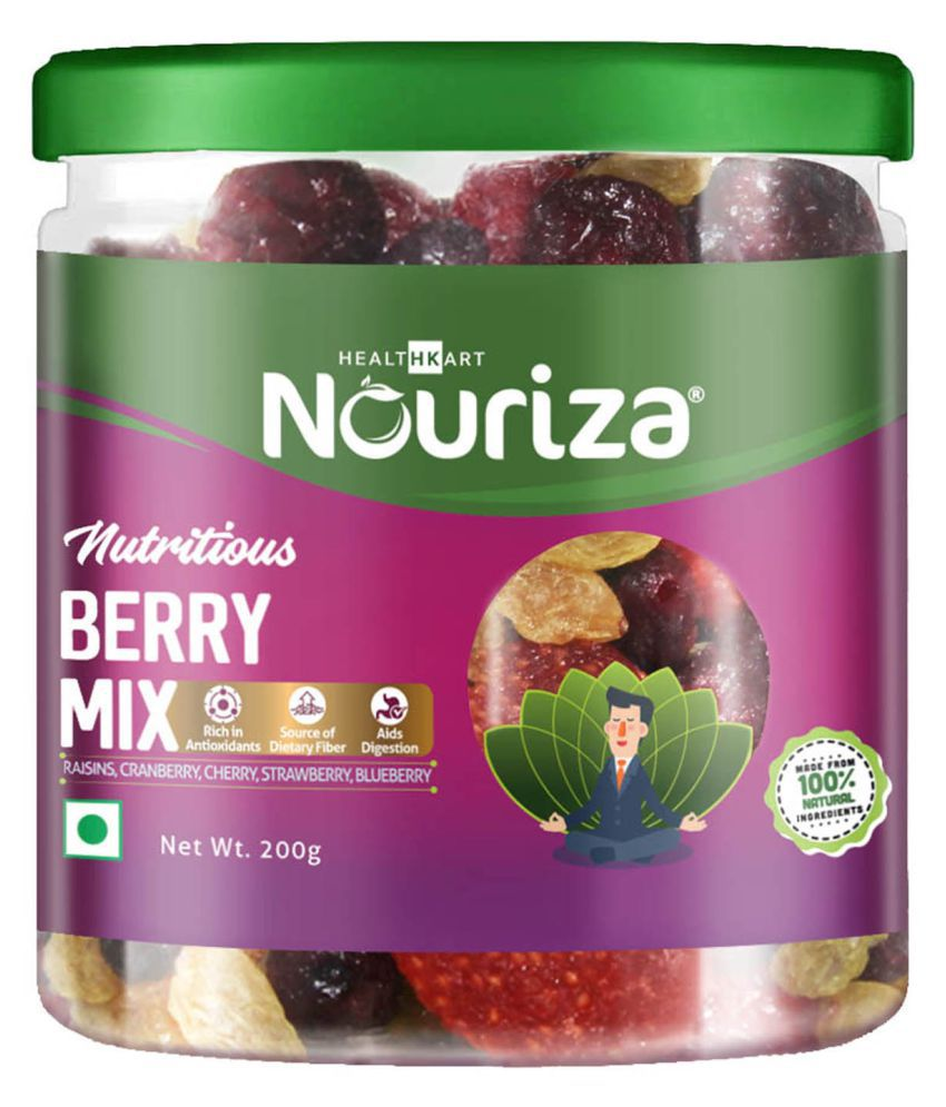 NOURIZA Blueberry 200 gm