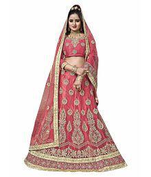 e68666b353 Net Lehenga: Buy Net Lehenga for Women Online at Low Prices in India ...