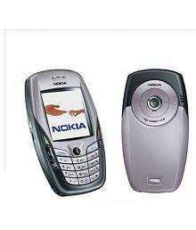 .NOKIA. White 6600 Vintage 32 MB