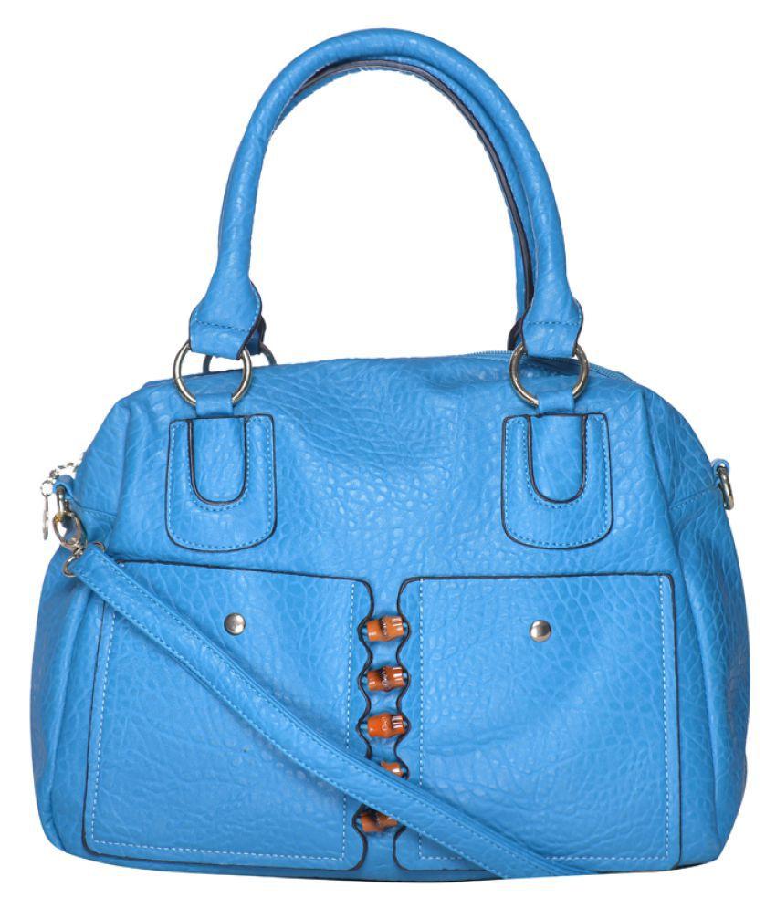 Senora Blue P.U. Handheld