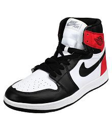 outlet store 713c9 75a11 Quick View. Nike JORDAN RETRO 1 Black Basketball Shoes