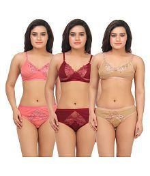 306222f80c Bra & Panty Sets: Buy Bra & Panty Sets Online at Best Prices in ...