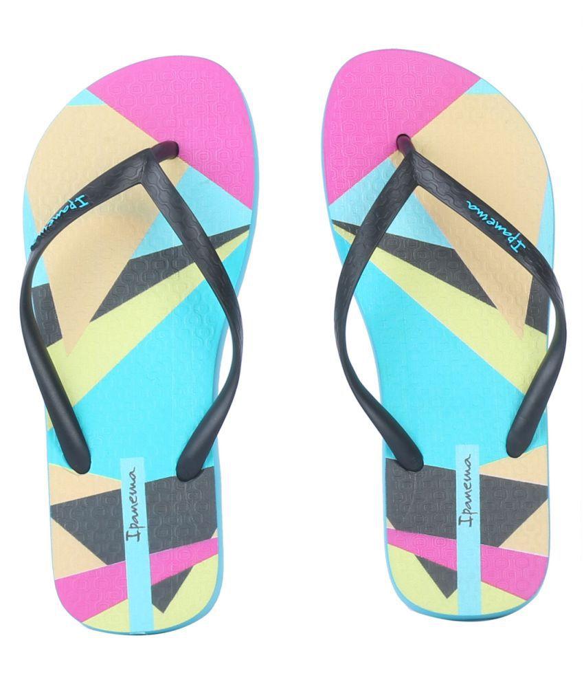 Ipanema Multi Color Slippers