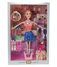 f05e5f27bf6b6 Quick View. Affection Barbie Doll For Girls, Doll With Accessories ...